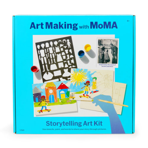 Art Making with MoMA Activity Kit