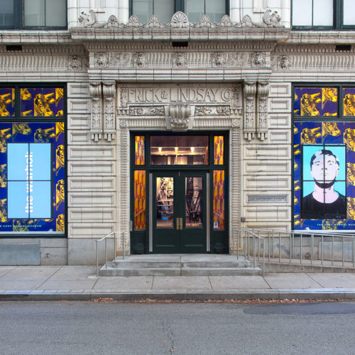 Facade of the Warhol Museum